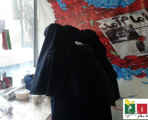 کافه کتاب فجر بهمن 96 سلام فرمانیه