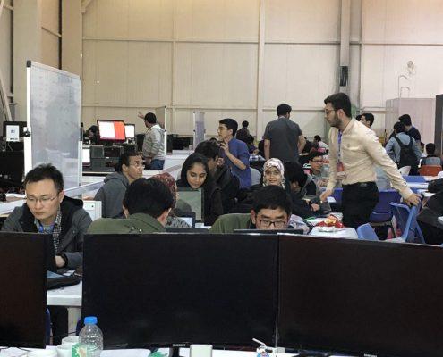 ایران اپن 2018 سلام فرمانیه