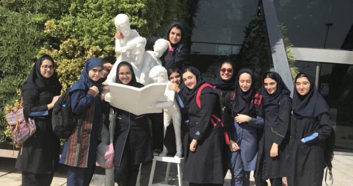 اردوی باغ کتاب - سلام فرمانیه