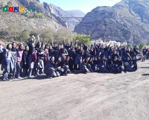 اردوی شیرگاه - دبیرستان سلام فرمانیه
