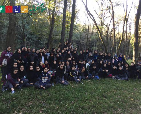 اردوی شیرگاه دبیرستان سلام فرمانیه