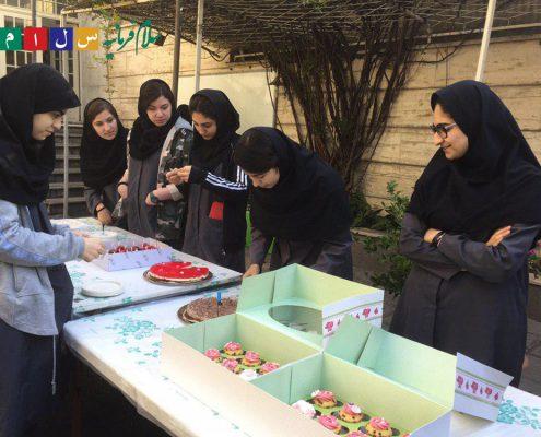 خیریه غذا کمک به سیل زدگان سلام فرمانیه