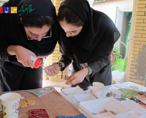 شور غدیر - دبیرستان سلام فرمانیه