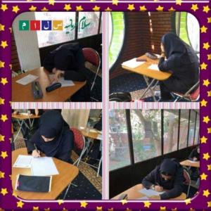 اردوی مطالعاتی - دبیرستان سلام فرمانیه