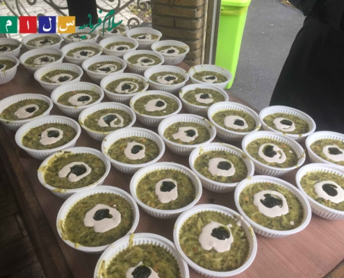 شهادت امام رضا - دبیرستان سلام فرمانیه